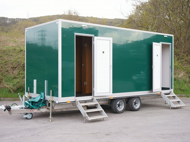 Fully Fitted Event Trailers