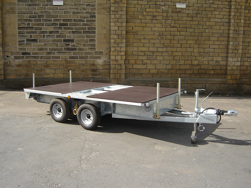 Chassis only Event Trailers