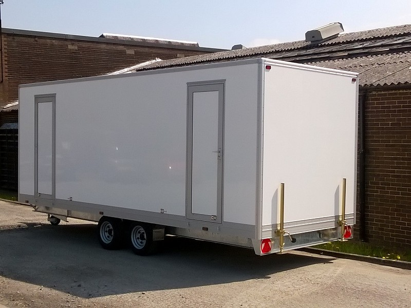 Event Trailers with Shell